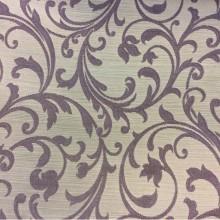 Заказать жаккардовую портьерную ткань с растительным орнаментом в Москве, Top Milana, col 110, Бельгийский каталог портьерной жаккардовой ткани для штор на заказ.