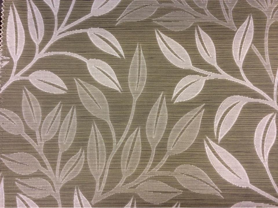 Заказать жаккардовую портьерную ткань с растительным орнаментом, Top Marta, col 050, Бельгийский каталог ткани для штор на заказ.