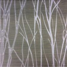 Купить жаккардовую портьерную ткань с растительным рисунком, Top Marlena, col 050, Бельгийский каталог ткани на заказ.