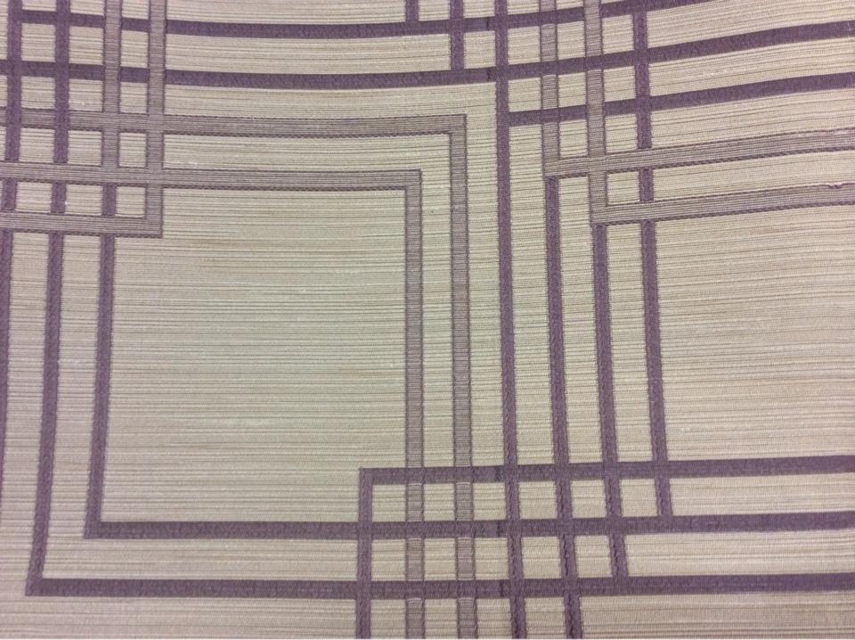 Заказать жаккардовую портьерную ткань с геометрическим орнаментом, Top Mancy, col 110, Бельгийский каталог ткани для штор на заказ.