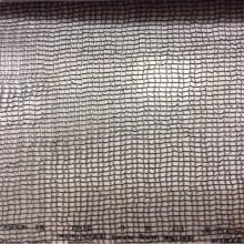 Купить тонкую сетку в современном стиле в серебристых оттенках, 2604/61, Германия, каталог ткани для штор на заказ.