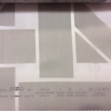 Тюлевая ткань с плотными вставками и с геометрическим рисунком в Москве, 2529/61, Германия.