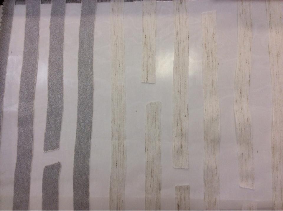 Заказать тюлевую ткань с добавлением льна в интернет-магазине, 2575/61, Германия.
