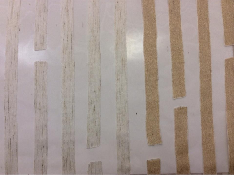 Купить тюлевую ткань с добавлением льна в современном стиле, 2575/21, Германия, каталог ткани для штор.