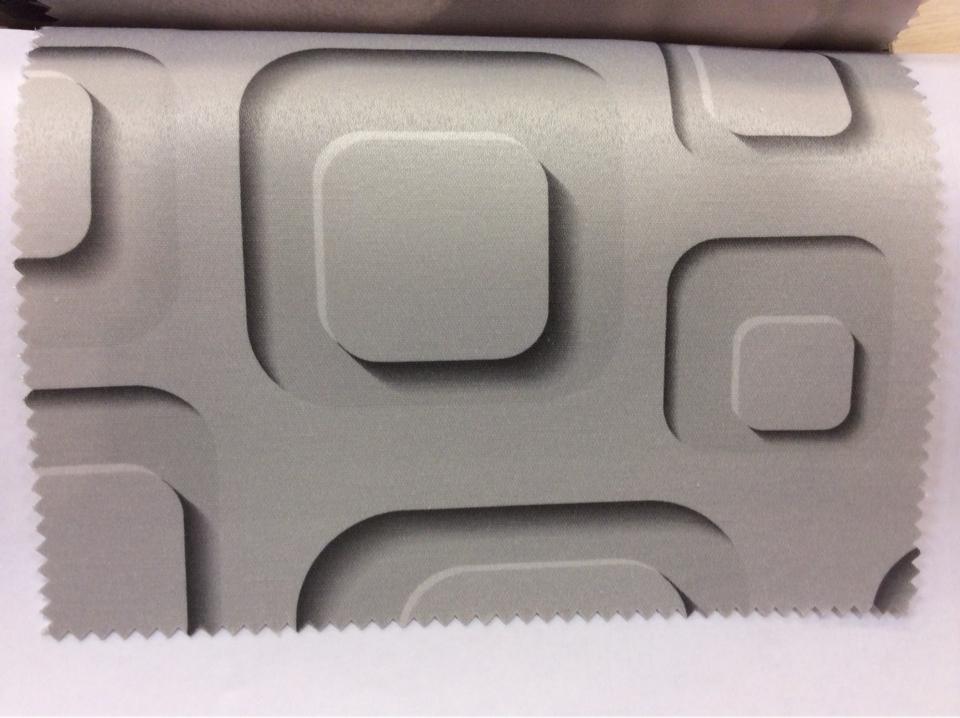 Плотная атласная ткань с хломком в современном стиле на заказ в Москве, Geometric, col 38, Испанский каталог ткани.