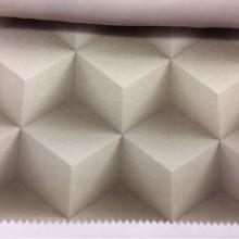 Заказать плотную атласную ткань с хлопком в современном стиле в интернет-магазине, Geometric, col 10, Испанский каталог атласной ткани для штор.
