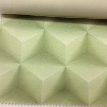 Купить плотную атласную ткань с хлопком в современном стиле с геометрическим рисунком, Geometric, col 16, Испанский каталог атласной ткани с хлопком для штор на заказ.