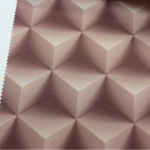 Плотная атласная ткань с хлопком в современном стиле на заказ в интернет-магазине, Geometric, col 25, Испанский каталог атласной ткани для штор на заказ.