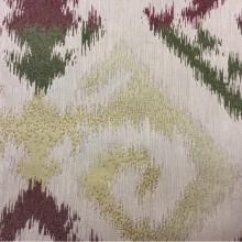 Рельефная ткань в восточном стиле с вискозной нитью на заказ в интернет-магазине, Samarkand, col 03, Итальянский каталог плотной, портьерной ткани для штор на заказ.