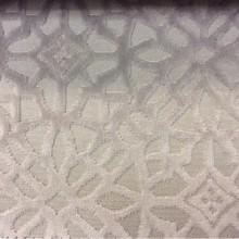 Заказать бархат с набивкой на хлопковой основе, на бежево-сероватом фоне стилизованные узоры, 2558/29,  Итальянский каталог ткани для штор на заказ.
