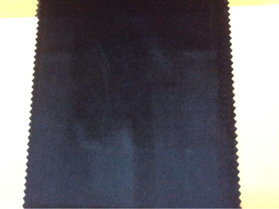 Заказать роскошный однотонный бархат, Цвета кобальт, Ширина 1,50, Арт: 2419/71, Итальянский каталог ткани для штор.