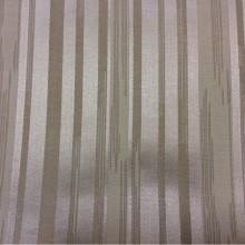 Жаккардовая ткань  с добавлением хлопка, Вертикальные хаотичные полосы светлых оттенков, Glamour, col 9, Италия.