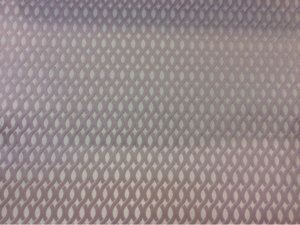 Заказать портьерную ткань из хлопка в современном стиле Liana Kaisa, col 130. Бельгийский каталог портьерной ткани для штор. Мелкий геометрический рисунок сиреневато-розового оттенка