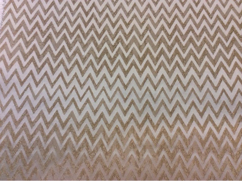 Атласная портьерная ткань с геометрическим рисунком средней плотности Liana Runa, col 150 . Каталог бельгийской ткани для штор. Бронзовый оттенок