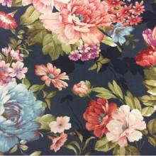 Ткань с цветочным принтом Gema P Paris 28