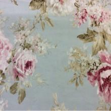 Ткань для штор из хлопка и льна Amelie 5