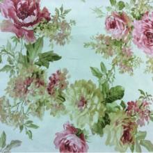 Ткань для штор Amelie 1 в стиле прованс, Испания, принт