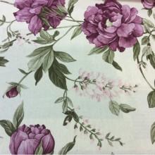 Льняная ткань для штор Lilas 6