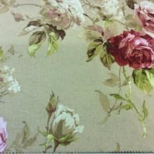 Ткань из льна и хлопка купить Viena 2