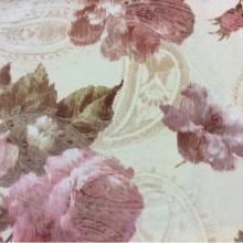 Ткань для штор из атласа и хлопка на заказ 2240/21