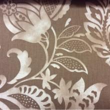 Хбшная ткань 2436/80. Испания, хлопок, цвет — какао