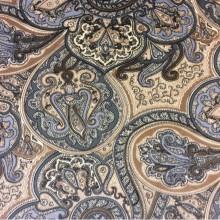 Портьерная ткань турецкие огурцы 2439/21. Испания