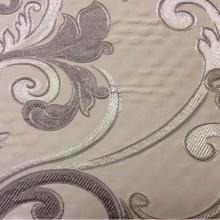 Ткань в стиле барокко Botticelli 02. Европа, Италия, портьерная. Золотисто-серый фон