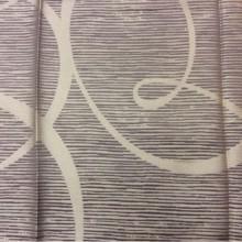 Красивый, шикарный, дорогой турецкий атлас для штор Des: J — 12122, col: 7813. Европа, Турция, портьерная ткань для штор. Фон баклажанного оттенка с гибкими линиями