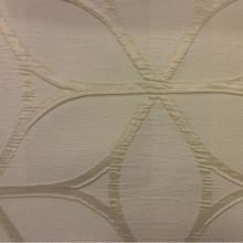 Жатая ткань в стиле модерн (арт-Деко) с эффектом 3D Alicante 10. Европа, Италия, портьерная. Ванильно-кремовый фон