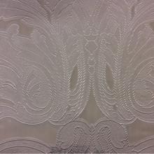 Тюлевая ткань на заказ в Москве Fausta 46. Италия, Европа, тюль. Органза с нанесением атласного принта белого цвета