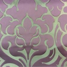 Дорогая итальянская ткань в классическом стиле 2366/44. Италия, Европа, портьерная. Бронзовый фон, орнамент цвета марсала