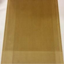 Красивая портьерная ткань для штор из бархата шафранового цвета Haven, col 18. Италия, Европа