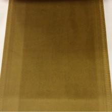Бархатная ткань горчичного цвета Haven, col 21. Европа, Италия, портьерная