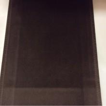 Купить бархат в розницу в Москве Haven, col 23. Италия, Европа, портьерная ткань шоколадного цвета