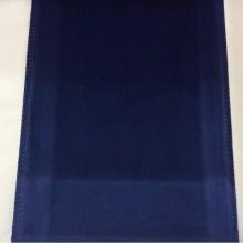 Элитный бархат с эффектом пыльного покрытия Haven, col 37. Европа, Италия, портьерная ткань для штор. Цвет кобальт