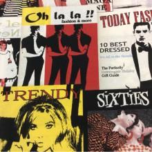 Тефлоновая ткань с хлопковой нитью и креативным изображением рисунка Trendy, col 01. Европа, Испания, Портьерная, скатертная ткань.