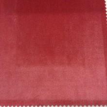 Однотонный бархат европейского производства ярко малинового цвета в Москве 2419/33. Италия, портьерная ткань для штор, каталог