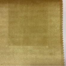 Шикарная однотонная бархатная ткань золотисто-шафранового цвета 2419/22. Италия, каталог, портьерная ткань для штор