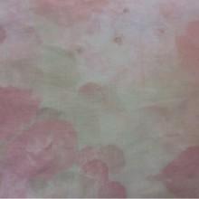 Купить прозрачный тюль в магазине через интернет с доставкой на дом Nevalya Suit, col 1028. Турция, тонкая тюлевая ткань сетка. На прозрачном фоне нежные размытые цветы в розовых и салатовых оттенках