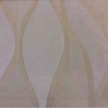 Купить итальянскую ткань атлас в Москве Арт: 2543/17. Итальянский каталог. Гибкие вертикальные линии в золотисто-бежевых оттенках