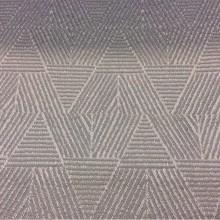 Купить шикарную ткань в интернет-магазине Москвы Арт: 2537/71. Фото итальянского каталога портьерной ткани для штор. Геометрический рисунок в голубовато-дымчатых тонах