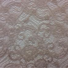 Ажурная ткань (кружево) бледно-розового оттенка заказать Liana 1101, col 104. Турция, тюль.