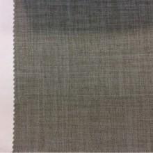Ткань блэкаут (blackout) с геометрическими хаотичными линиями серого оттенка Ibiza, col 59. Италия, портьерная, плотная, непроницаемая