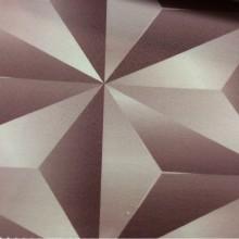 Плотная атласная ткань с хлопком в современном стиле, Geometric, col 26, Испанский каталог ткани для штор.