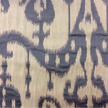 Купить рельефную ткань в восточном стиле с вискозной нитью, Восточный опнамент в бежево-грифельных оттенках, Высота 3 метра, Samarkand, col 25, Итальянский каталог ткани для штор на заказ.