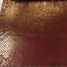 Купить бархат из натуральных волокон и нанесением золотистых чешуек, ширина 147 см, Campell, col 02, Бельгийский каталог ткани.