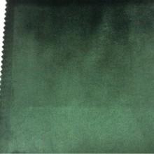 Купить роскошный бархат в интернет-магазине, Цвет тёмно-зелёный, Ширина 1,50, Арт: 2419/50, Италия.
