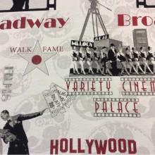 Купить натуральную ткань с хлопковой нитью, Cinema, col 12, Испанский каталог ткани для штор на заказ.