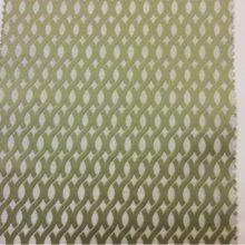 Портьерная ткань из хлопка в современном стиле Liana Kaisa, col 050. Бельгийская ткань для штор.  Мелкий геометрический рисунок оливкового оттенка