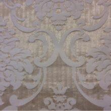 Портьерная плотная ткань из хлопка в золотисто-кремовых оттенках